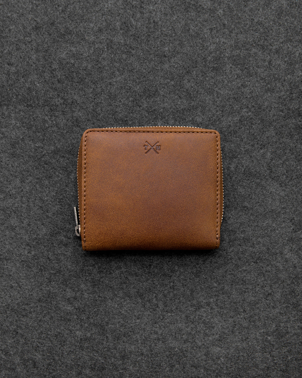 Yukon Leather Wallet Purse