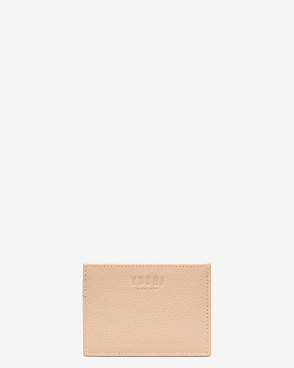 Academy Slim Leather Card Holder