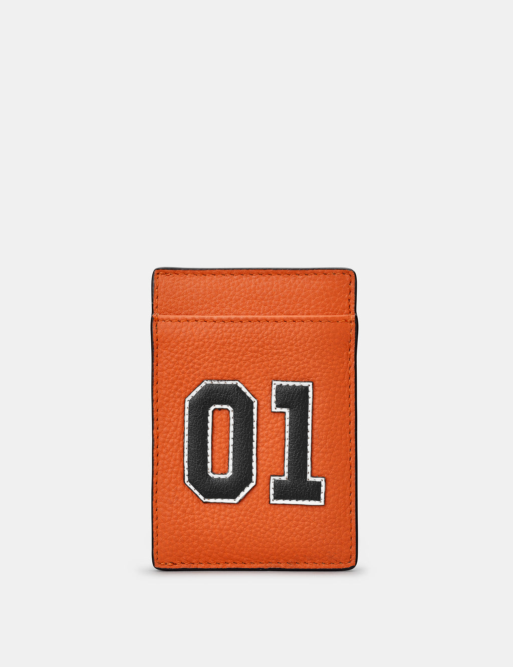 Car Livery No. 01 Compact Leather Card Holder