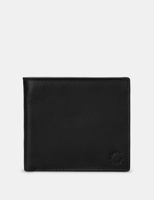 Two Fold East West Leather Wallet