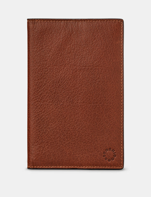 Leather Golf Scorecard Holder