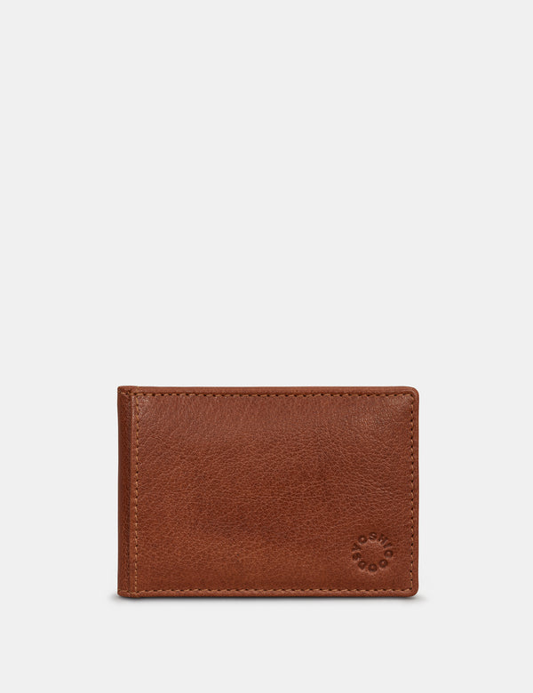 Duke Leather Travel Pass Holder