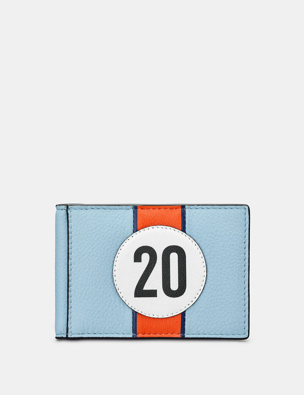 Car Livery No. 20 Leather Travel Pass Holder