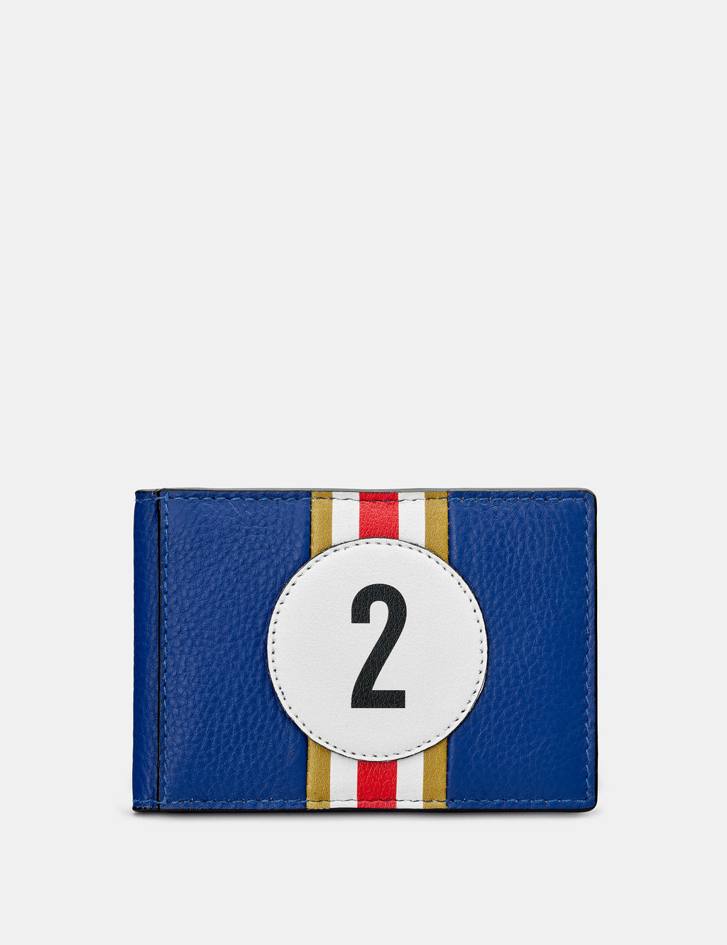 Car Livery No. 2 Leather Travel Pass Holder