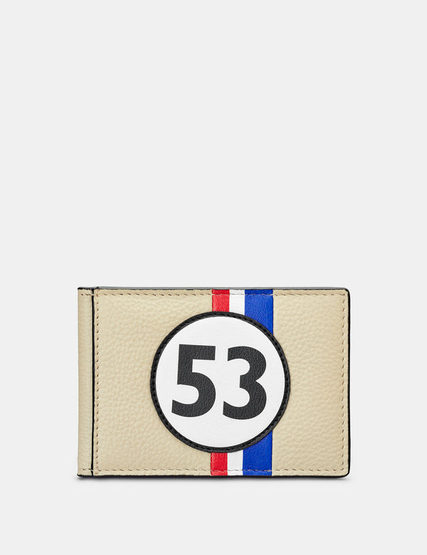 Car Livery No. 53 Leather Travel Pass Holder