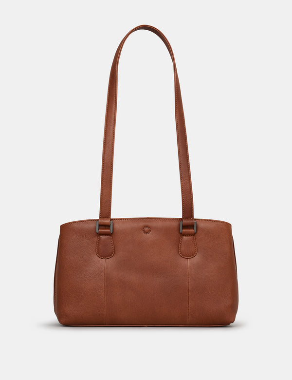 Ealing Leather Shoulder Bag