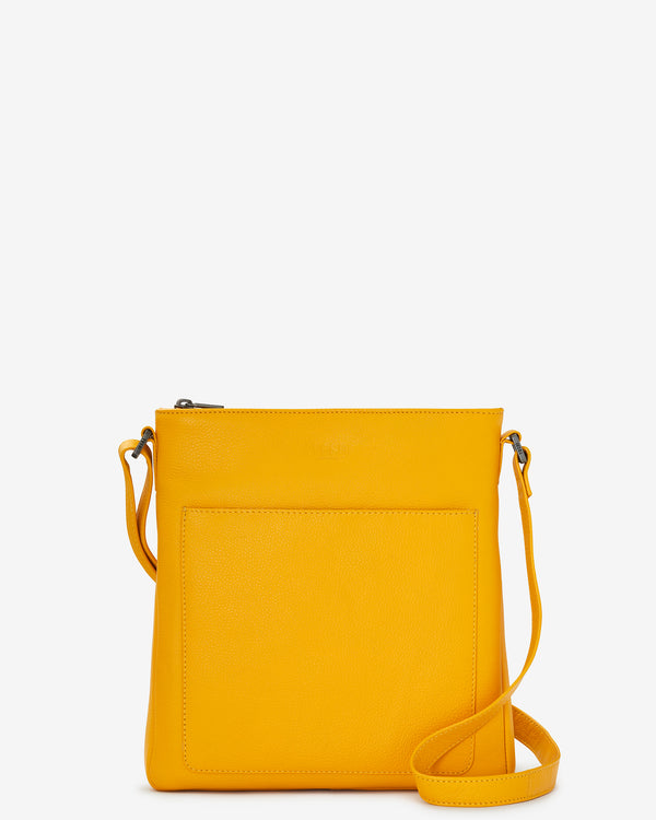 Bryant Leather Cross Body Bag - SALE