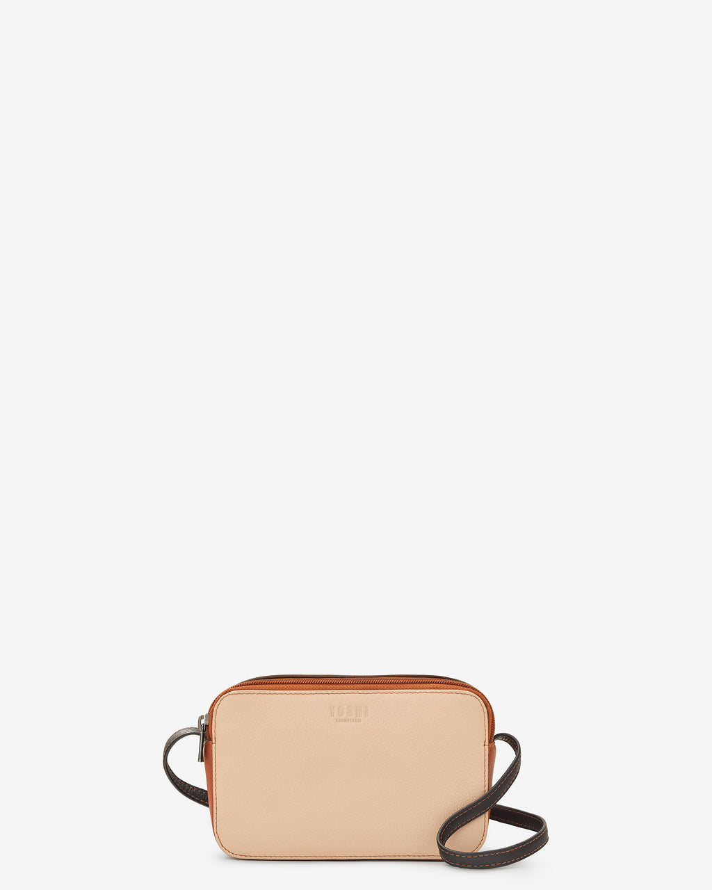 Porter Multi Leather Cross Body Bag