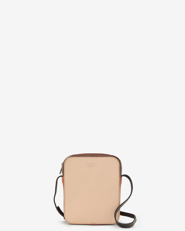 Dylan Multi Leather Cross Body Bag