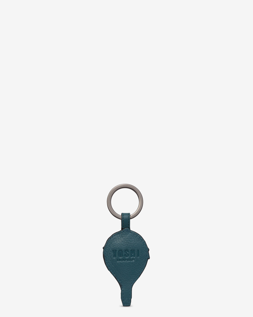 Amongst the Clouds Leather Keyring
