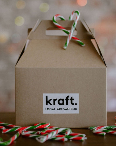 kraft. holiday box (available November 2021)