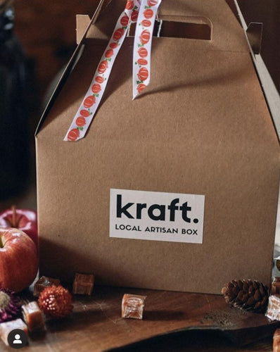 kraft. fall harvest box (available September 2021)
