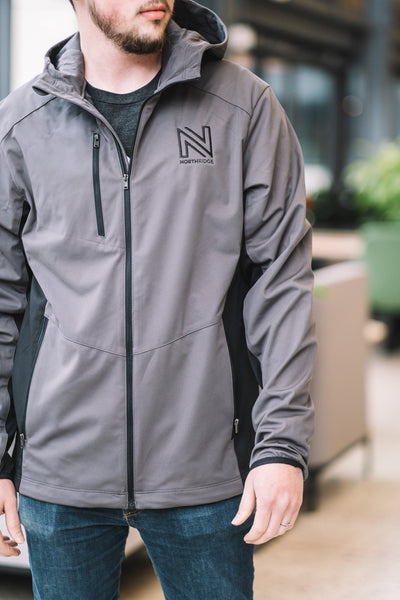 NR Mens Soft Shell Jacket