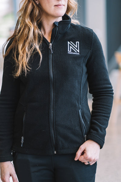 NR Womens Zip Fleece