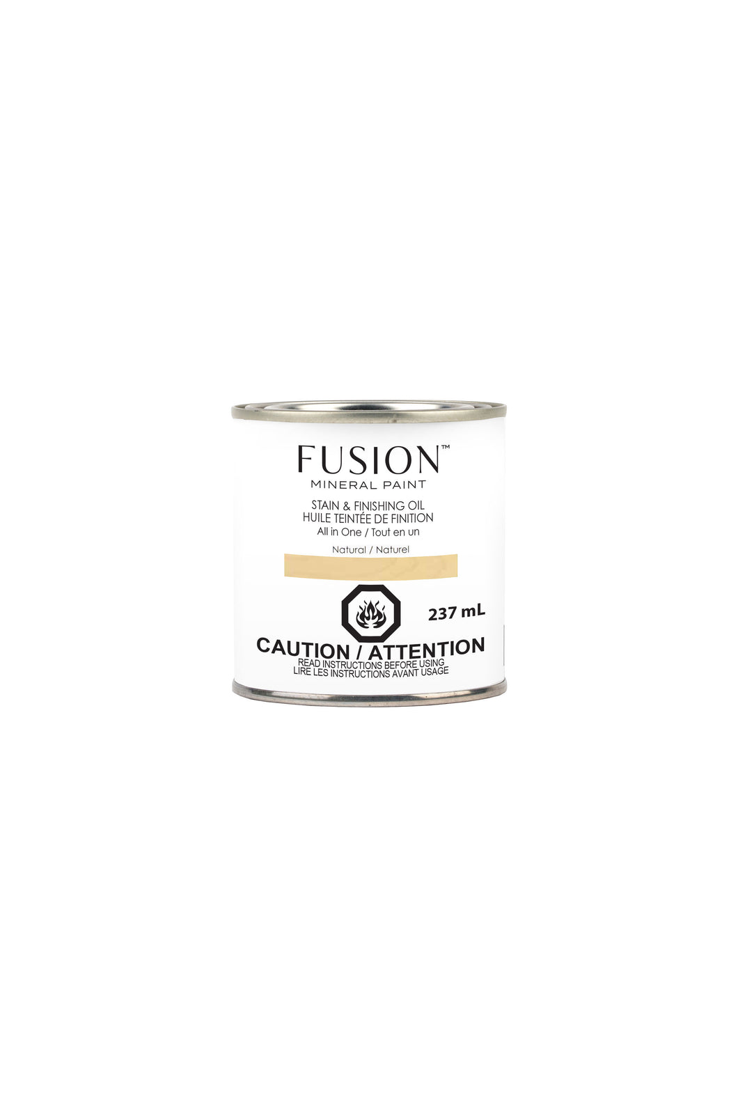 Stain & Finishing Oil - Natural - Fusion Mineral Paint-Prep & Finish-Fusion Mineral Paint-Hugo Interiors & Paint