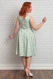 Miss Candyfloss Bellamy Tea Dress Back View