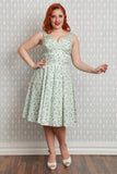 Miss Candyfloss Bellamy Tea Dress Front View