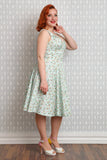Miss Candyfloss Bellamy Tea Dress Side View