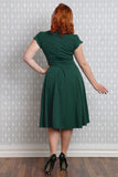 Emerald Claudette Gia - The signature Miss Candyfloss dress Back View