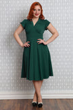 Emerald Claudette Gia - The signature Miss Candyfloss dress Front View