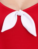 Steady Clothing Ellie Sailor Dress Close Up of Bow