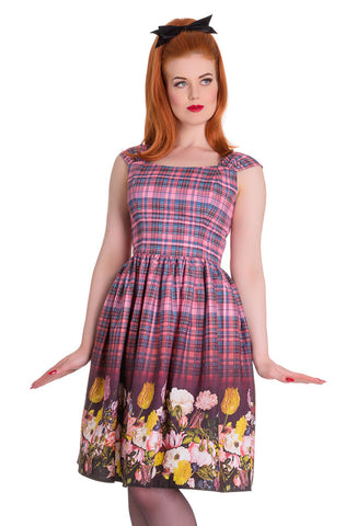 Hell Bunny Tulipa Dress
