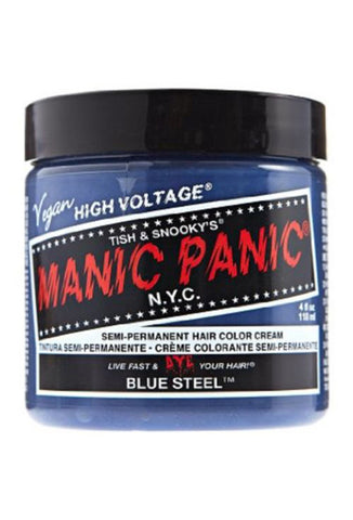 Manic Panic Classic Colour - Blue Steel in Jar