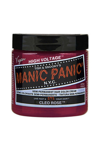 Manic Panic Classic Colour - Cleo Rose in Jar