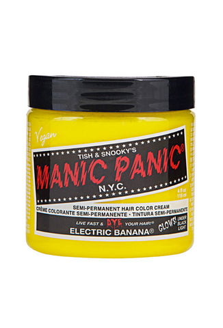 Manic Panic Classic Colour - Electric Banana in Jar