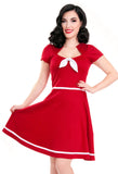 Steady Clothing Ellie Sailor Dress Front View