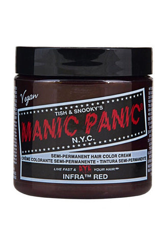 Manic Panic Classic Colour - Infra Red in Jar