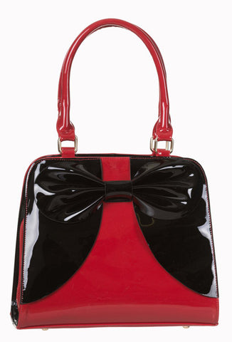 Dancing Days Lila Bag - Red Front