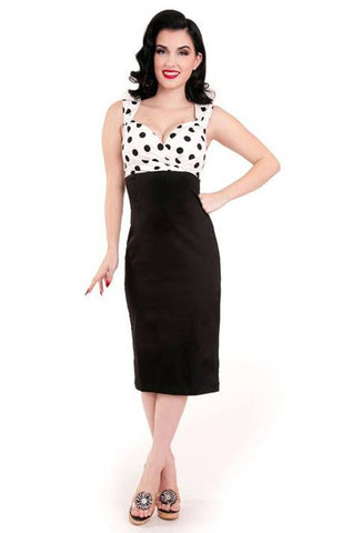 Steady Clothing Lucy Wiggle Dress Front View