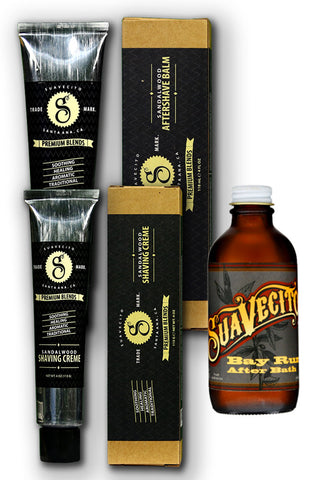 Suavecito Men's Gift Pack