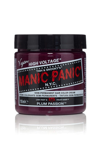 Manic Panic Classic Colour - Plum Passion in Jar