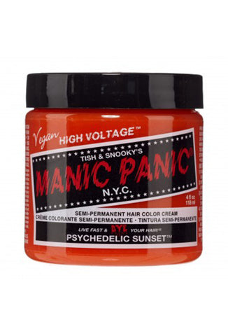Manic Panic Classic Colour - Psychedelic Sunset in Jar