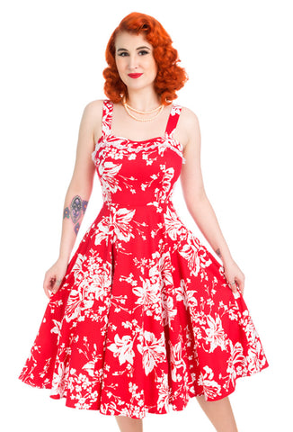 Hearts & Roses Regal Dress
