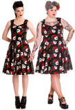 Hell Bunny Rock and Ruin Dresses