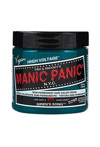 Manic Panic Classic Colour - Siren's Song in Jar