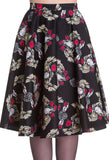 Hell Bunny Tennessee Skirt