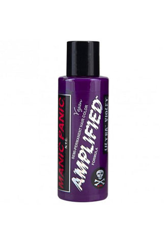 Manic Panic Amplified  - Ultra Violet (118mm Squeeze Bottle)