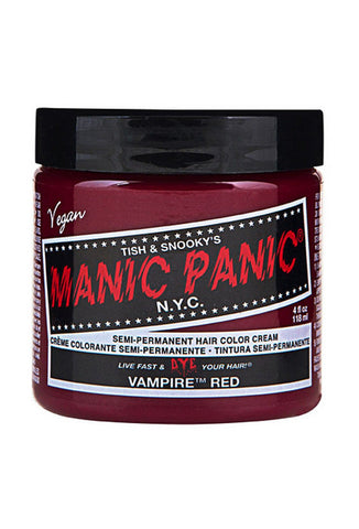 Manic Panic Classic Colour - Vampire Red in Jar