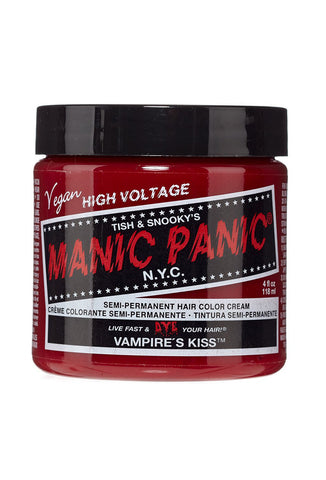 Manic Panic Classic Colour - Vampire's Kiss in a Jar