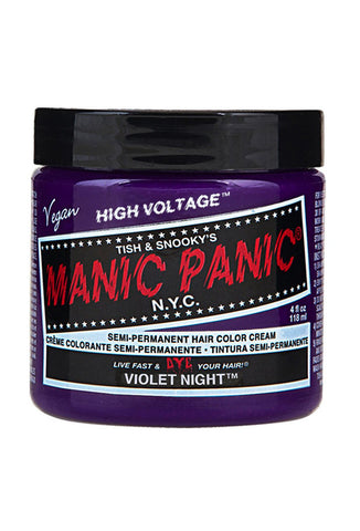 Manic Panic Classic Colour - Violet Night in Jar