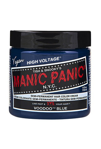 Manic Panic Classic Colour - Voodoo Blue in Jar