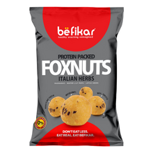 Load image into Gallery viewer, Protein Foxnuts - Italian Herbs