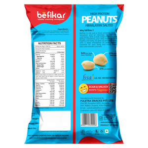 Protein Peanuts - Himalayan Salted