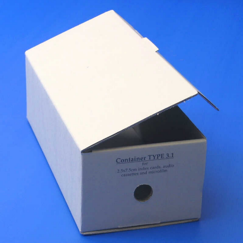 Index Card Box