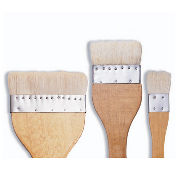 Hake Flat Wash Brushes