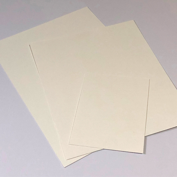 Backing Card Foolscap